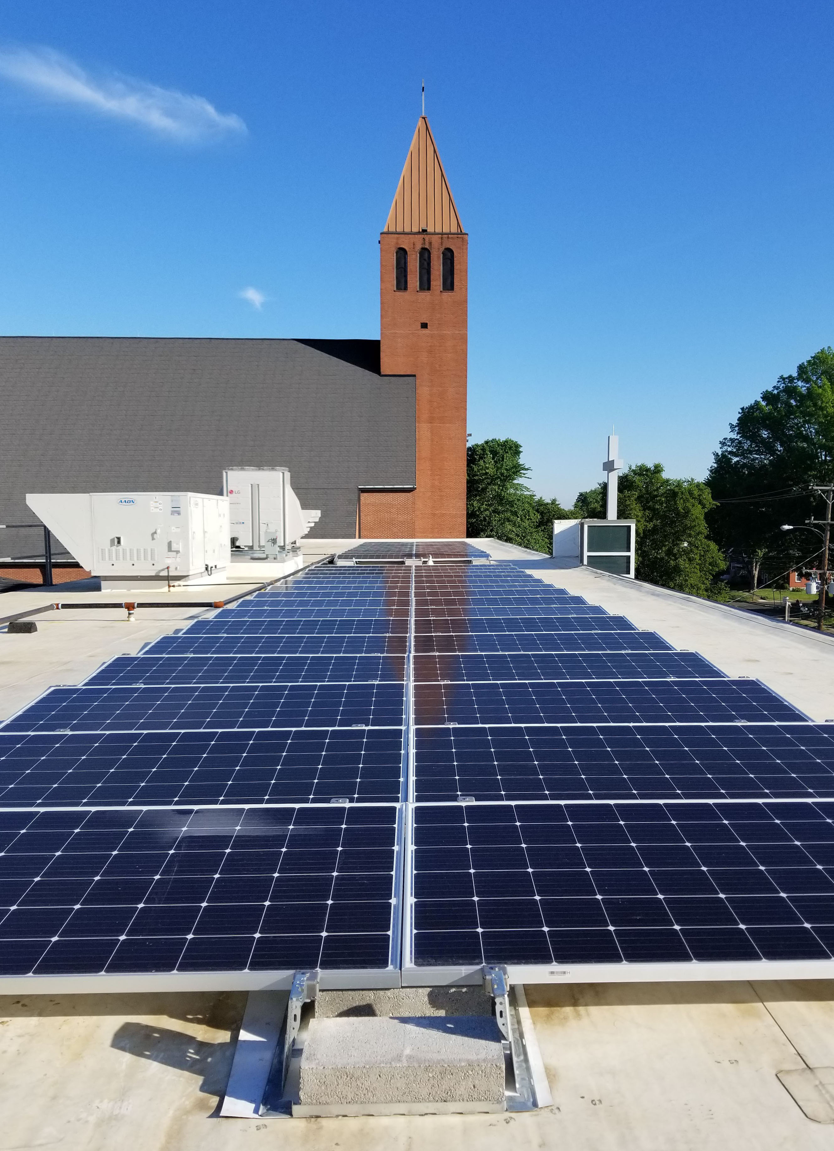 Archdiocese Of Louisville And Lg Amp E Make History With New