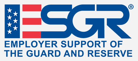 ESGR - Employeer Support of the Guard and Reserve