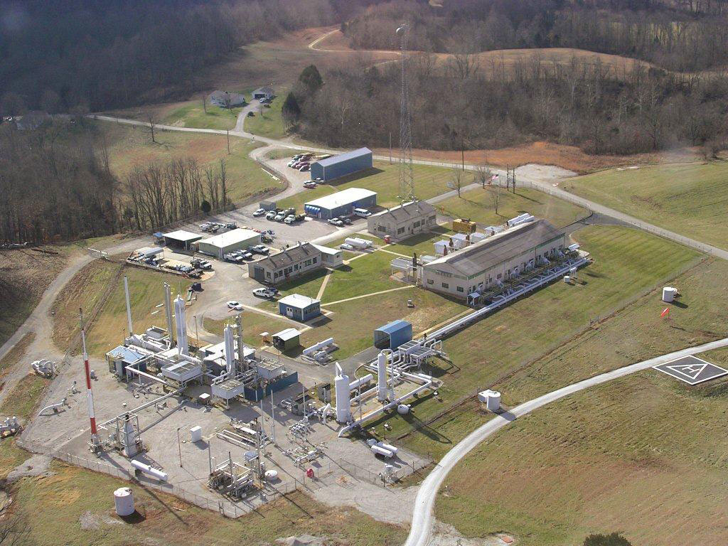 Magnolia Natural Gas Compressor Station