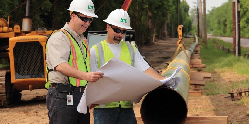 Pipeline plans review