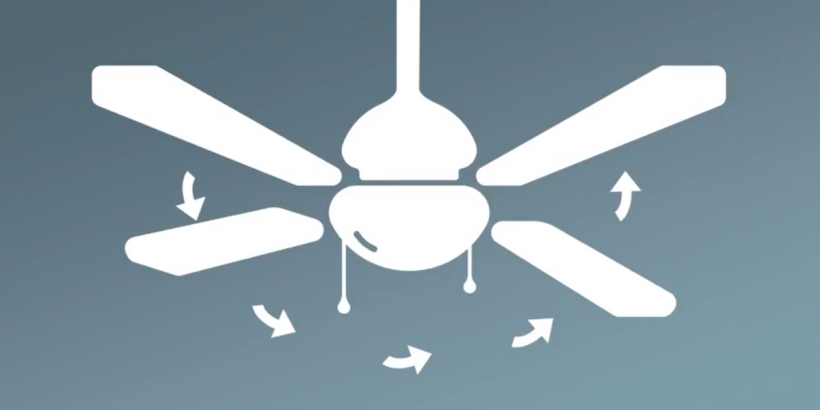 image of a ceiling fan