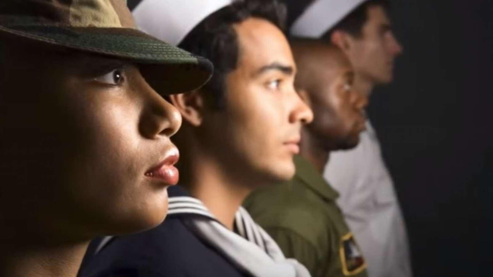 profiles of various service members