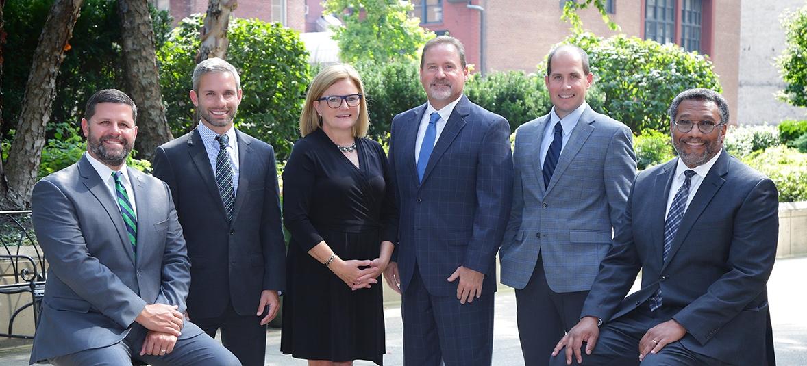 Economic development team members