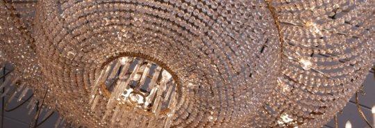 photo of Galt House chandelier