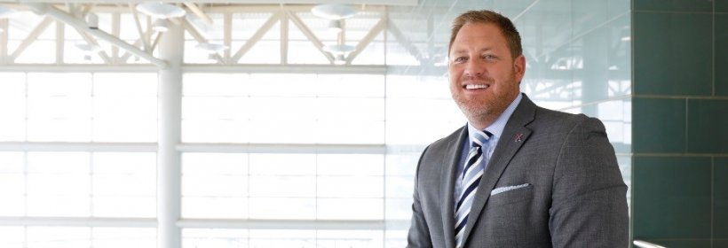 Jason Rittenberry, Kentucky Venues president and CEO.